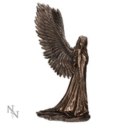 Spirit Guide Bronze Angel