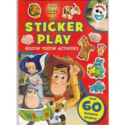 Disney Pixar Toy Story 4: Sticker Play (Sticker Play Disney)