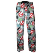 Ghostbusters 'Ghosts and Ghouls' Loungepants Large One Colour