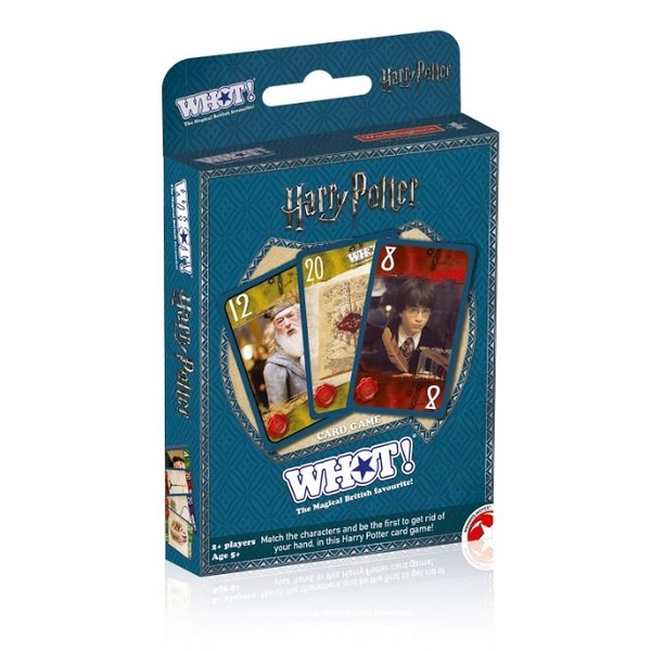 Harry Potter Whot!
