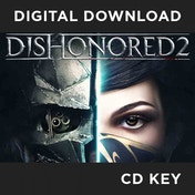 Dishonored 2 (Imperial Assassin's DLC) PC CD Key Download for Steam