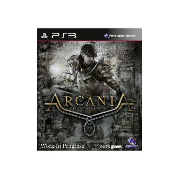 Arcania the Complete Tale Game PS3