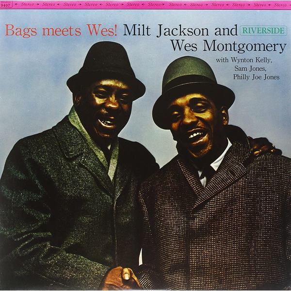 Milt Jackson and Wes Montgomery - Bags Meets Wes! Vinyl