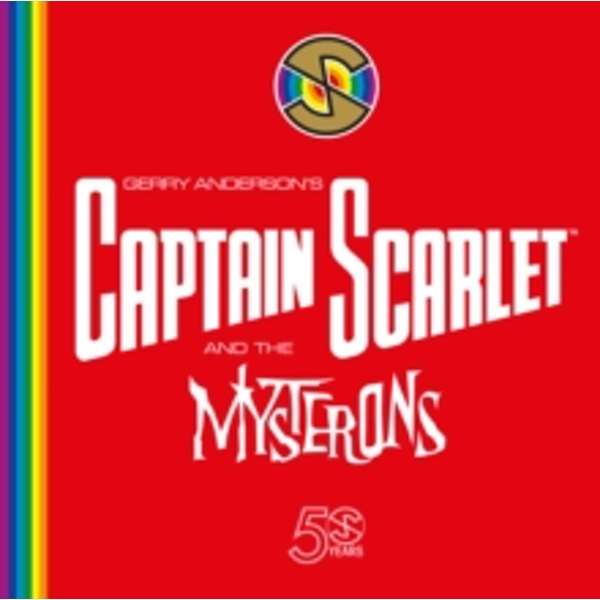 Captain Scarlet and the Mysterons : The Spectrum File No. 1