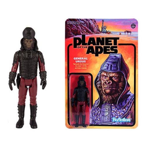 General Ursus (Planet of the Apes) ReAction Action Figure