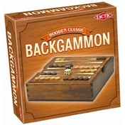 Backgammon - Classic Wooden Board Game