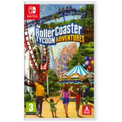 RollerCoaster Tycoon Adventure Nintendo Switch Game