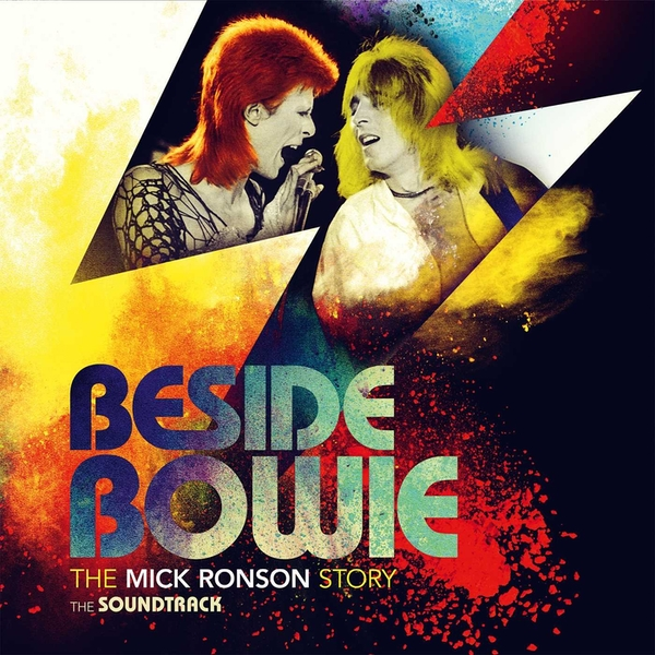 Various Artists - Beside Bowie - The Mick Ronson Story Vinyl