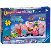 The Clangers Giant Floor Puzzle 24-Piece