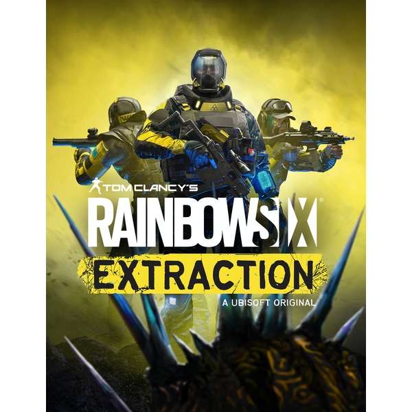 Tom Clancy's Rainbow Six Extraction PS5 Game