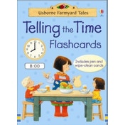 Farmyard Tales Telling The Time Flashcards by Usborne Publishing Ltd (Novelty book, 2006)