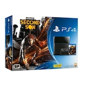 Ex-Display Sony PlayStation 4 Console PS4 with inFamous Second Son Used - Like New