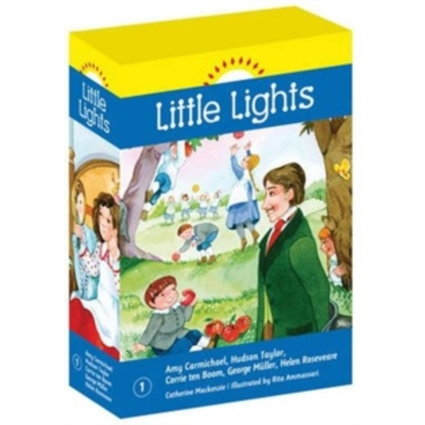 Little Lights Box Set 1 by Catherine MacKenzie (Hardback, 2016)
