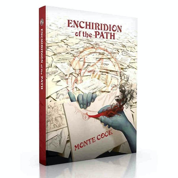Enchiridion of the Path - Invisible Sun RPG