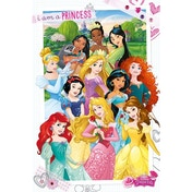 Disney Fairies (i Am A Princess) Maxi Poster