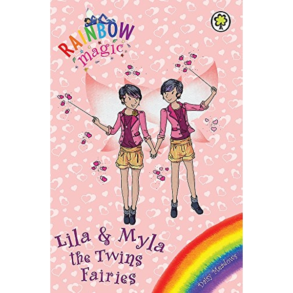 Lila and Myla the Twins Fairies: Special by Daisy Meadows (Paperback, 2014)