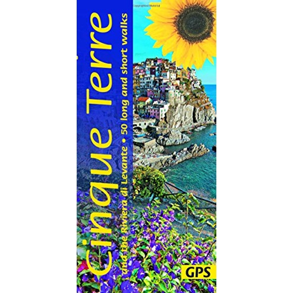 Cinque Terre and the Riviera di Levante: 50 Long and Short Walks by Georg Henke (Paperback, 2017)