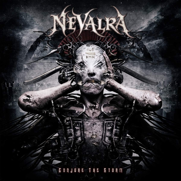 Nevalra - Conjure the Storm Vinyl