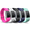 Yousave Fitbit Charge 2 Strap 5-Pack - Small