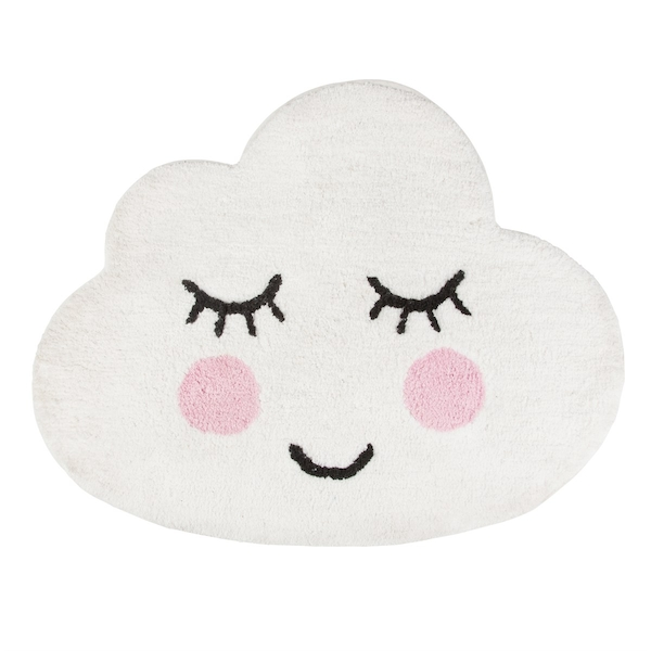 Sass & Belle Sweet Dreams Smiling Cloud Rug