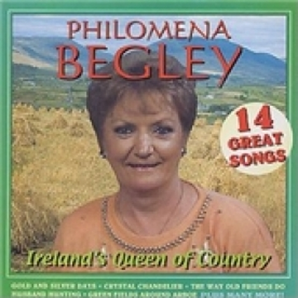 Philomena Begley Ireland's Queen Of Country CD