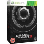 Gears Of War 3 Limited Collector's Edition Game Xbox 360