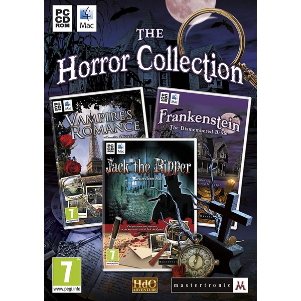 Horror Collection Triple Pack Game PC