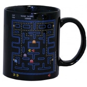 Ex-Display Pac Man Heat Changing Mug Used - Like New