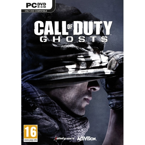 Call Of Duty Ghosts Game PC - Image 1