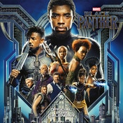 Black Panther Official 2019 Calendar - Square Wall Calendar Format