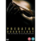 Predator Quadrilogy DVD