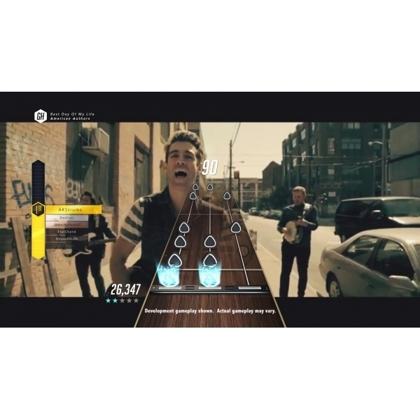 Guitar Hero Live with Guitar Controller Xbox 360 Game - Image 3