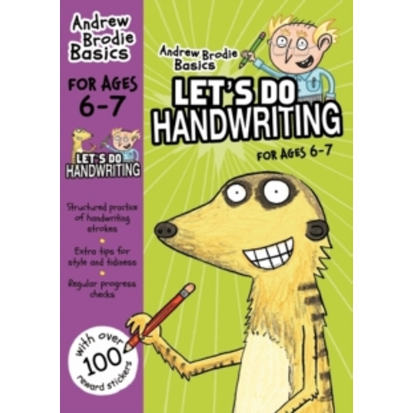 Let's do Handwriting 6-7 by Andrew Brodie (Paperback, 2014)