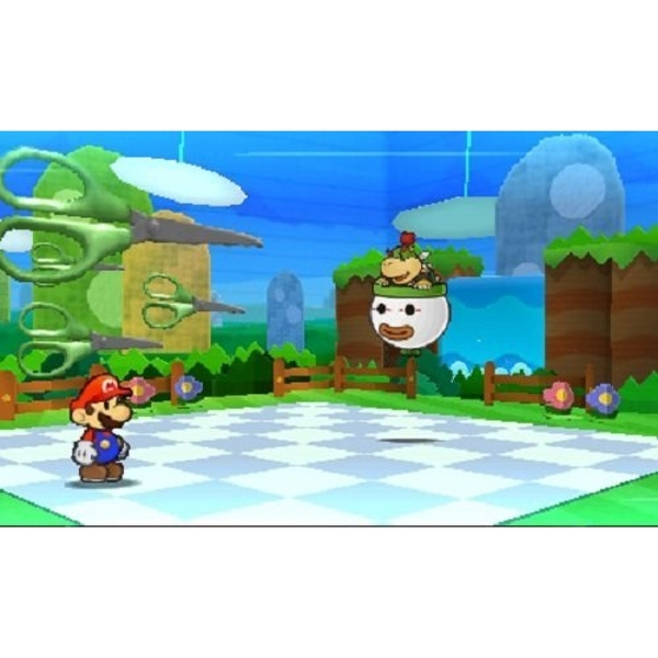 Paper Mario Sticker Star Game 3DS (Selects) - Image 4
