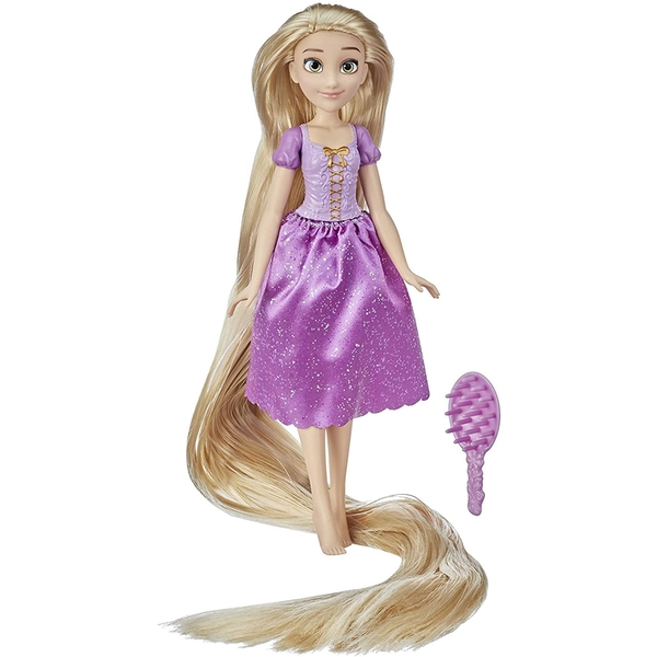 Disney Princess Long Locks Rapunzel Doll