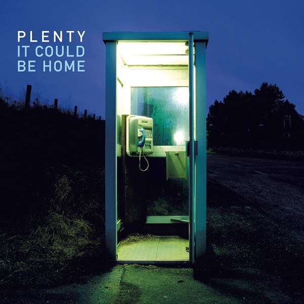 Plenty - It Could Be Home Limited Edition Blue Vinyl
