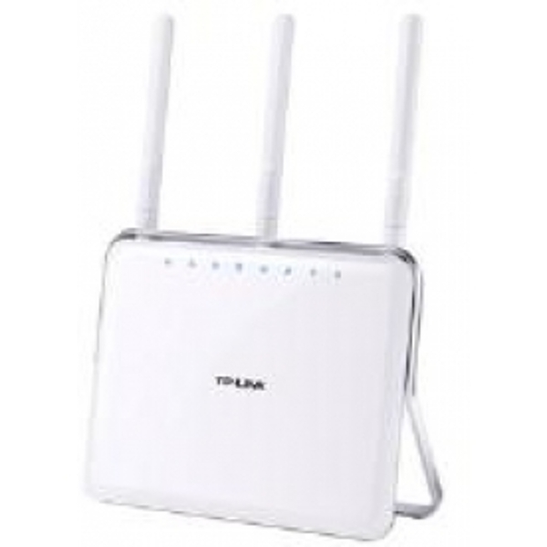 TP-LINK AC1900 Archer C9 1300Mbps 5GHz 600Mbps 2.4GHz Dual-Band Wireless Gigabit Router White V1.0