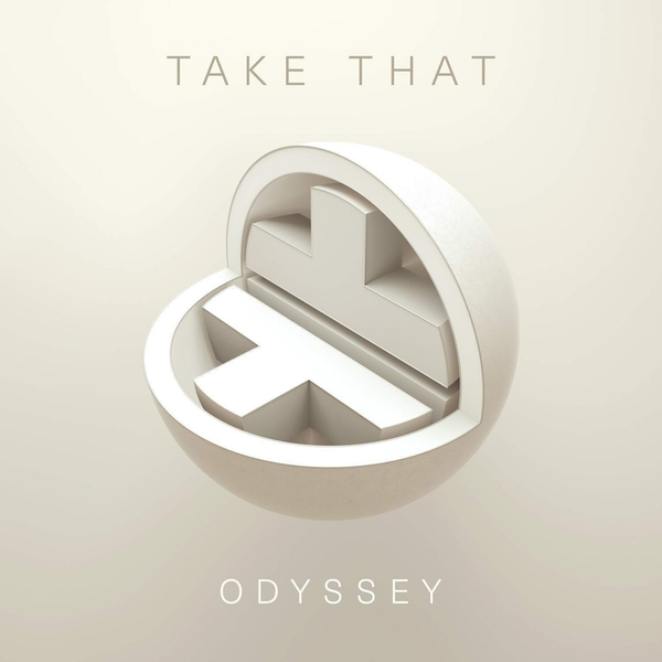 Take That - Odyssey Deluxe Edition CD