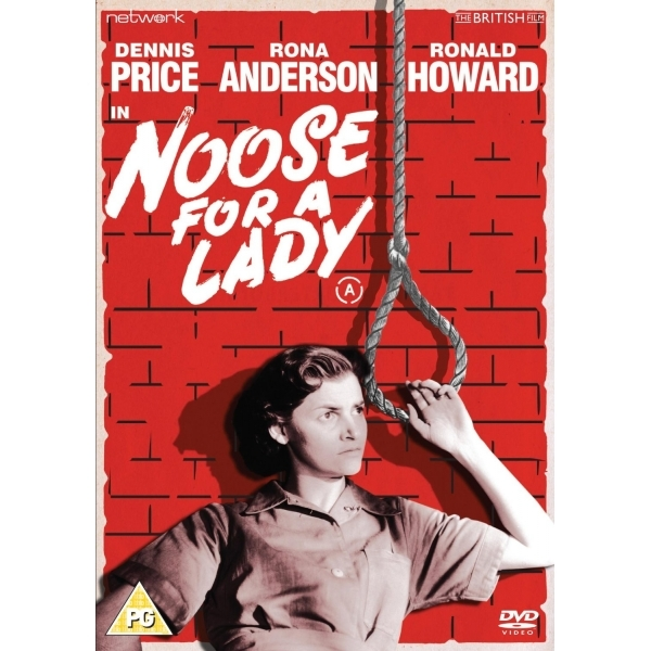 Noose for a Lady DVD