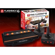 (Damaged Packaging) Atari Flashback 6 Console (UK PLUG)