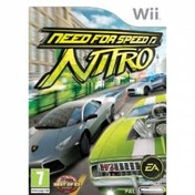 Need For Speed Nitro Game Wii