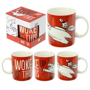 Simon's Cat Slogan Collectable New Bone China Mug