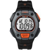 Timex TW5K90900 Ironman Classic 30 Digital Watch Black/Orange
