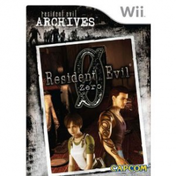 Resident Evil Archives Zero Game Wii