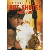 Hot Shots Part Deux DVD