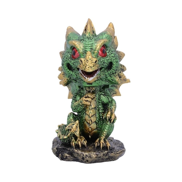 Bobling (Green) Dragon Figurine
