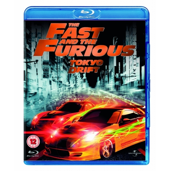 The Fast And The Furious Tokyo Drift Blu-ray