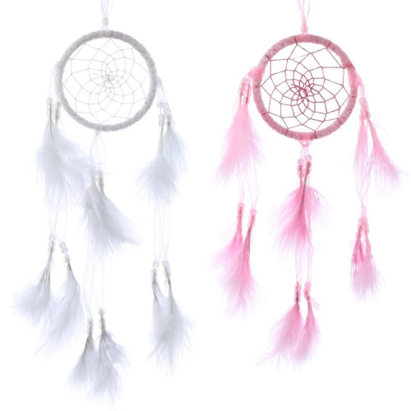 Decorative Glitter Dreamcatcher (1 Random Supplied)