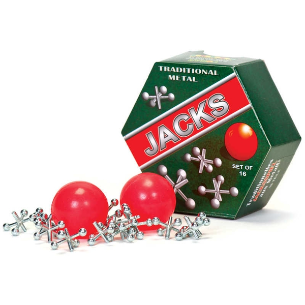 Metal Jacks Set (Singles)