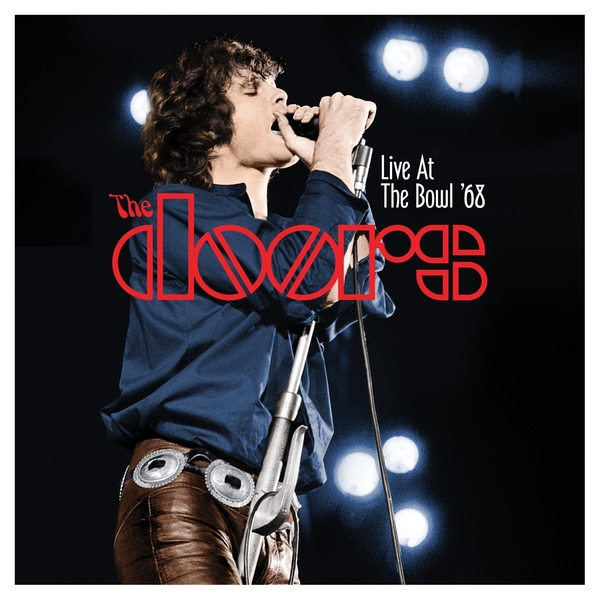 The Doors ‎– Live At The Bowl '68 Vinyl